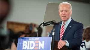 Biden Wins The African American Vote In South Carolina [Video]