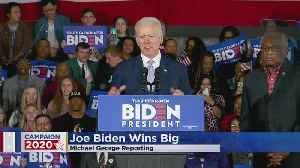 Joe Biden Wins South Carolina Primary [Video]