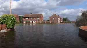 Flood levels remain as UK emerges from wettest February on record [Video]