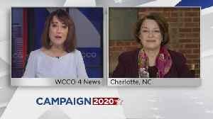 Interview: Sen. Amy Klobuchar Talks South Carolina, Super Tuesday [Video]