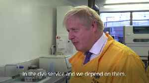 Prime Minister says he has confidence in embattled Home Secretary [Video]