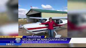 Local woman finishing up final days of quarantine [Video]