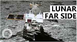 China's Chang'e 4 reveals what's underneath the moon's far side [Video]