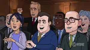 Our Cartoon President S03E07 [Video]