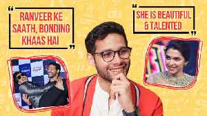 MC SHER Siddhant Chaturvedi On Movie With Deepika - Ranveer, Ananya Panday | Life Story, Struggles [Video]