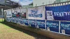 Netanyahu adelanta a Gantz y roza la mayoría [Video]