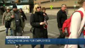 Safety, support top of mind as Molson Coors employees head back to work [Video]