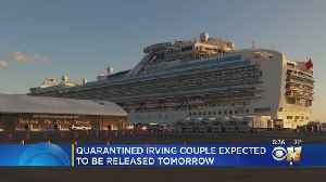 Quarantined Cruise Ship Couple To Return Home To North Texas Monday [Video]