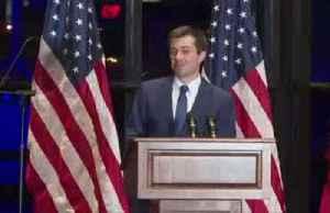 Pete Buttigieg announces end of White House bid [Video]
