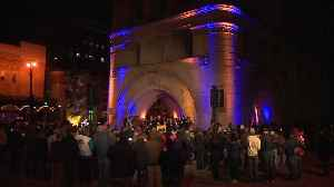 'Such a Tragic Event': Milwaukee Strong Vigil Honors Five Killed in Brewery Shooting [Video]