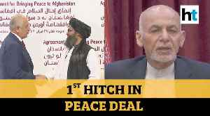 'Prisoner release can't be a pre-condition': Ashraf Ghani on US-Taliban deal [Video]