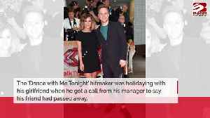 Olly Murs 'numb' over Caroline Flack's passing [Video]