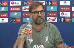 Klopp dismissive of rumours that coronavirus could halt title bid [Video]