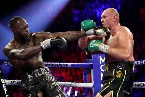 Deontay Wilder Exercises Right to Third Fight With Tyson Fury [Video]