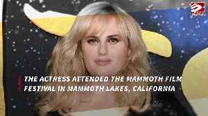Rebel Wilson spends 40th birthday with Montana Brown [Video]