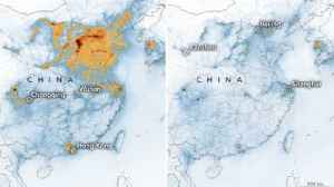 NASA Images Show China Pollution Decline From Economic Slowdown [Video]