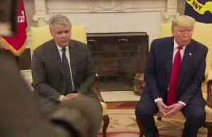 Trump: U.S. asked pharma firms to speed up coronavirus vaccine [Video]
