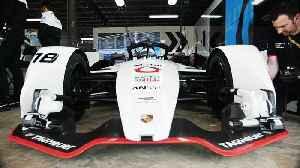 Porsche Marrakesh Rookie Test, Highlight Clip, 2019/2020 ABB FIA Formula E Championship [Video]
