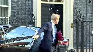 Cabinet ministers arrive at 10 Downing St [Video]