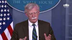 Bolton's New Book Delayed Due To 'Ongoing' Government Review [Video]