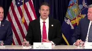 Cuomo: Officials tracking down contacts of first NY coronavirus case [Video]