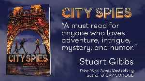 City Spies by James Pontin | Book Trailer [Video]
