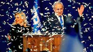 Israel election: Exit polls show Netanyahu holds edge over rival [Video]