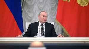 Putin proposes ban of same-sex marriage [Video]