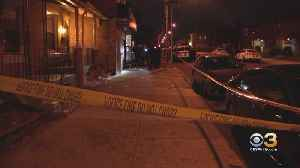 2 Injured In Double Shooting At West Philadelphia Corner Store [Video]