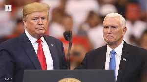 CNN Analyst Predicts Trump Will Dump Pence [Video]
