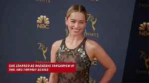 Emilia Clarke's Game of Thrones keepsake [Video]