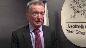 Coronavirus cases may 'peak' in May - Welsh medical chief [Video]