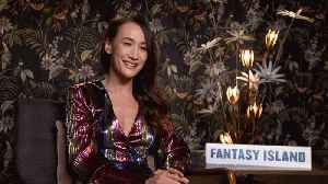 'Blumhouse's Fantasy Island': Exclusive Interview With Maggie Q [Video]