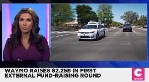 Waymo Raises $2.25 Billion in First External Round of Funding [Video]