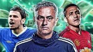 Jose Mourinho's WORST Transfers EVER XI! [Video]