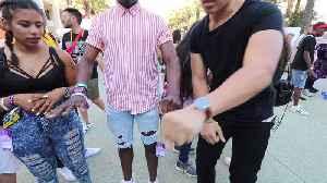 Magicians Black Sharpie Trick Stuns Crowd [Video]
