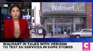 Walmart in Talks With Verizon to Test 5G Service in Some Stores [Video]