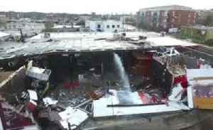 Deadly tornadoes tear through Tennessee [Video]