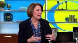 Klobuchar Explains Biden Endorsement: 'He's Going To Bring Decency Back' [Video]