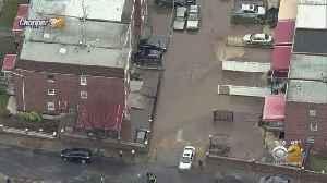 Water Main Break Sends Flood Water Into Canarsie Residents' Basements [Video]