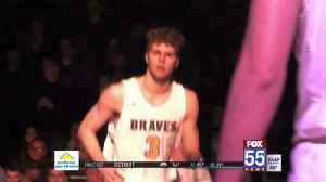 Blackhawk's Caleb Furst commits to Purdue [Video]