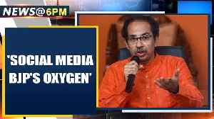 Sena takes a jibe at PM Modi over tweet about giving up social media | Oneindia News [Video]