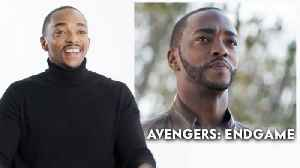 Anthony Mackie Breaks Down His Career, from 'Avengers: Endgame' to '8 Mile' [Video]
