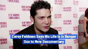 Corey Feldman Says His Life Is in Danger Due to New Documentary [Video]