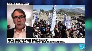 The Test for Taliban Deal: Will it Lead to Meaningful Negotiations? [Video]