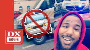The Game Brags About Budapest Police Giving Him A Pass [Video]