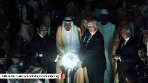 New Book Reveals Fate Of Orb Trump Touched During Saudi Arabia Visit [Video]