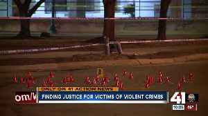 Finding justice for victims of violent crimes [Video]
