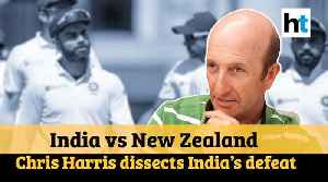 Former NZ all-rounder Chris Harris dissects India's series loss [Video]