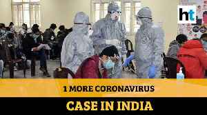 Coronavirus | India update: 6th case in Jaipur; Noida schools being sanitised [Video]